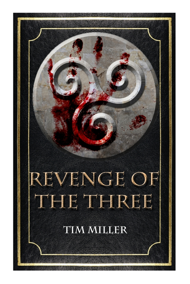 Cover Reveal for Revenge of the Three