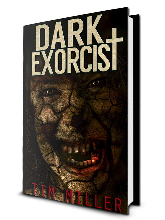 Dark Exorcist in Paperback